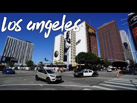 Yang Belum Pernah Ke Los Angeles, Masuk! #KemVlog
