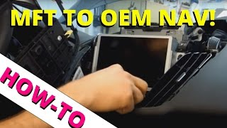 UPGRADE your MyFord Touch to Navigation- DIY & OEM!!! HOW TO ESCAPE