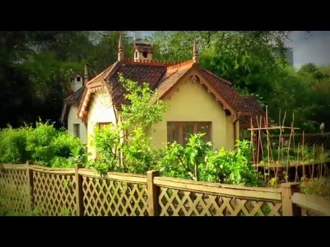 Duck Island Cottage - Swiss Chalet For A British Bird-Keeper At St. James's Park, London