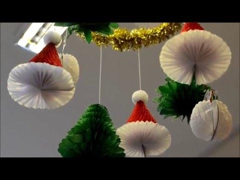 hughes hall christmas decorations 2015