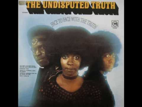 THE UNDISPUTED TRUTH  -  Superstar (remember how you got whe
