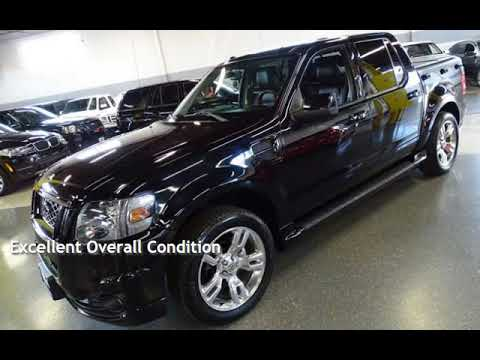 2009 Ford Explorer Sport Trac Adrenalin For Sale In Addison Il