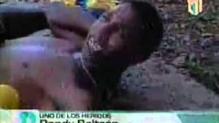 Repeat youtube video DELINCUENTES SACRIFICADOS en  PROVINCIA SANTO DOMINGO
