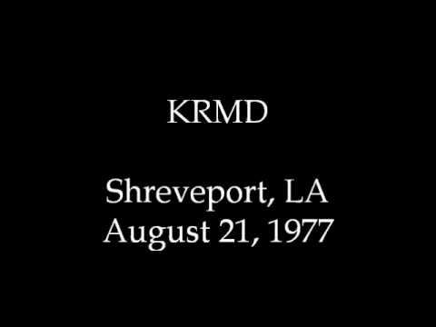 KRMD Shreveport 8/21/77