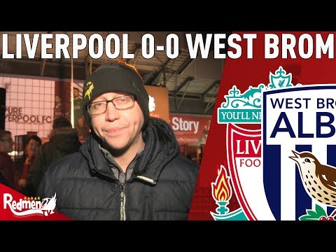 West Brom Got What They Wanted! | Liverpool v West Brom 0-0 | Chris' Match Reaction