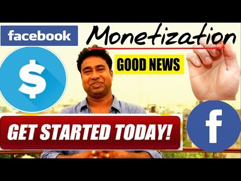 Introducing Facebook Ads:  Monetize Facebook page & website Part -1