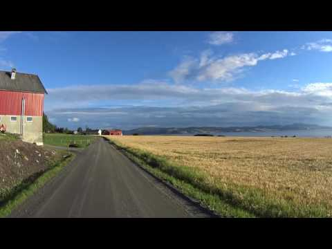 August 8, 2016. Motorcycle ride, Stjørdal, Norway.