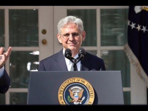 Merrick Garland on Supreme Court Nomination:  'Greatest Honor of My Life'