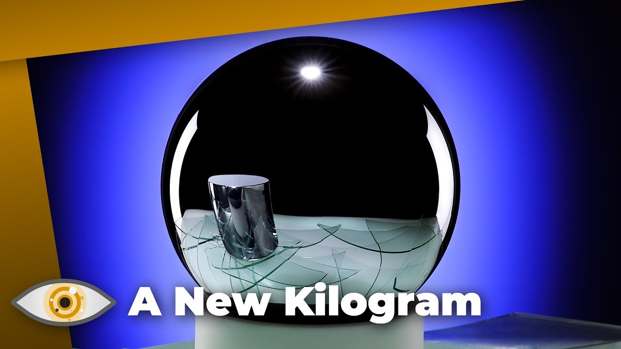 There's a new kilogram!