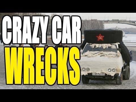Crazy Wrecks Russia 2019