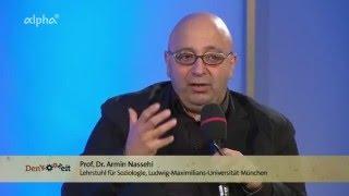 Rechts oder links - Denkzeit mit Professor Armin Nassehi und Rainer Hank