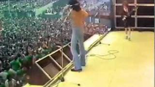 AC/DC Highway To Hell July 21st 1979 Oakland Coliseum Stadium Oakland, CA