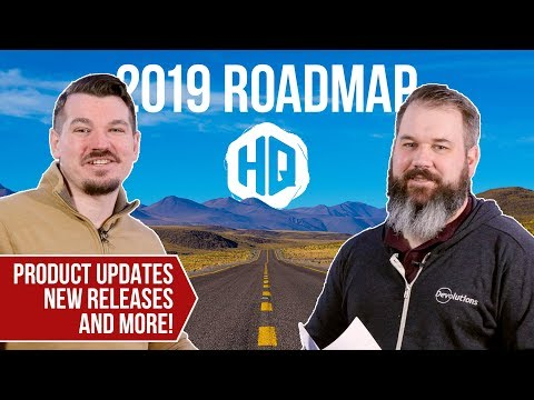 Devolutions 2019 Yearly Roadmap