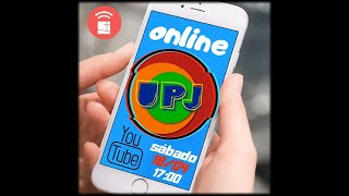 UPJ LIVE #2 - IPN ONLINE - 18/04/2020 (Rev. Nabarrete - Ap. 21.1 - O Céu!)