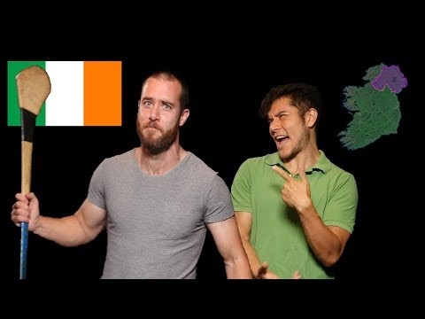 Geography Now! Ireland