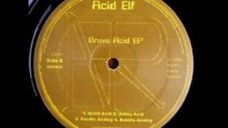 Acid Elf - Pacific Analog