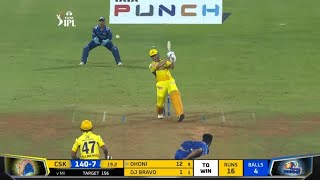 Dhoni's 10 Best Helicopter Shot You Don't Even Remember ||