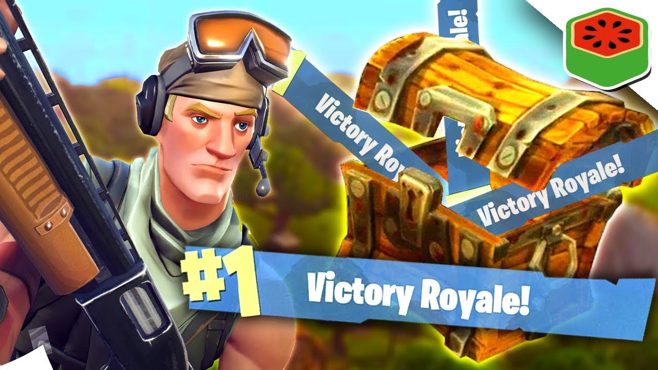 Squad Victory Thumbnail Royale Fortnite
