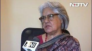 मुझे और मेरे पति Anand Grover को Target किया गया है: Indira Jaising