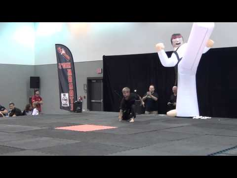 Zach Thomas Wichita Airstrike Martial Arts Extreme Forms Kansas City