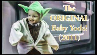 star wars force parody baby yoda awakens
