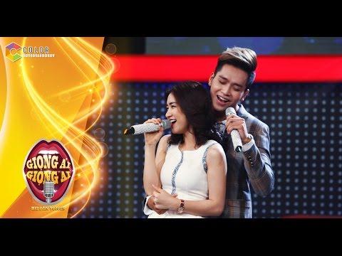 Giọng ải giọng ai   tập 18: Hòa Minzy ngọt ngào khi song ca cùng Bạch Công Khanh