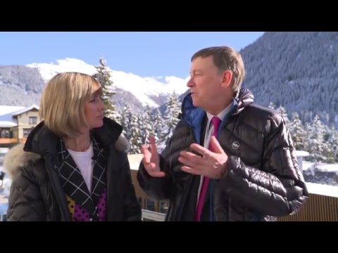 Davos 2016 Hub Culture Interview w John Hickenlooper, Governor of Colorado