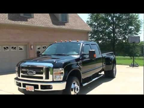 F350 Diesel For Sale >> 2008 F 350 CREW CAB 4X4 DUALLY LARIAT DIESEL 18K MILES FOR SALE SEE WWW SUSNETMILAN COM - YouTube