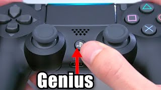 Did you know that your Playstation controller can do THIS?