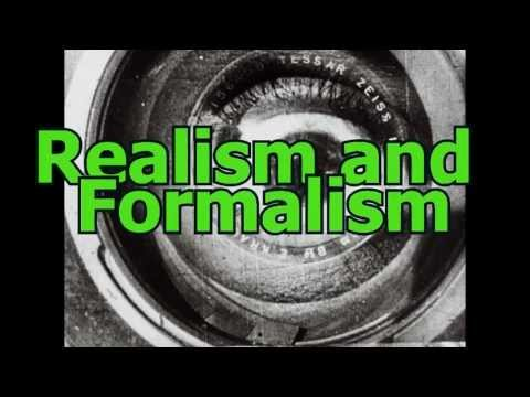 Film Creative Project: Realism and Formalism