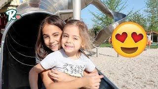 Alle im Freizeitpark Irrland - Familien Ausflug - Family Fun - Vlog#965 Rosislife