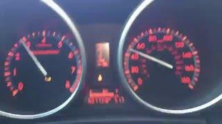 2011 Mazdaspeed 3 Fuel Cut / Boost Cut? (4th Gear Pull)