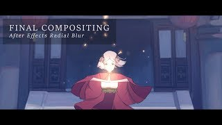[ Making Of ] - Spring Herald - 2D Animated Film