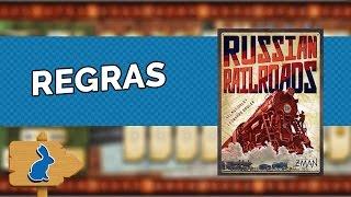 RUSSIAN RAILROADS   REGRAS #16