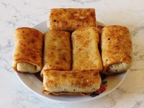 Блинчики с мясом/Pancakes with meat