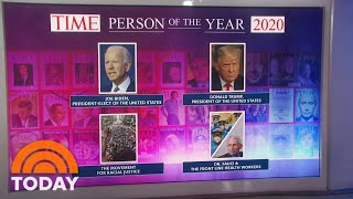 TIME Magazine Person Of The Year Shortlist Revealed Exclusively On TODAY | TODAY