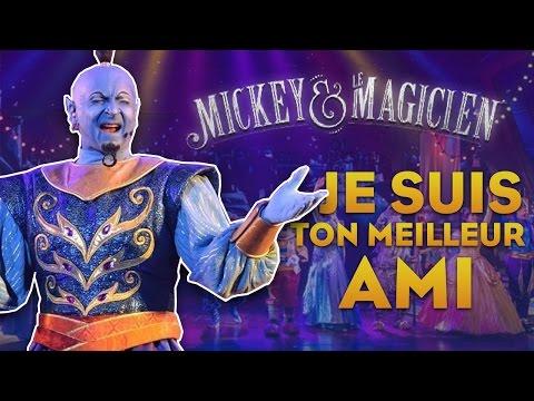 Je suis ton Meilleur Ami - Aladdin - Mickey and the Magician - Walt Disney Studios