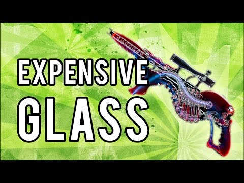 TOP 5 EXPENSIVE GLASS (BONGS & BUBBLERS) || TOKEVISION
