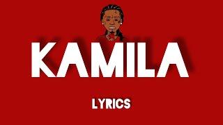 Lil Wayne - Kamila Lyrics Ft Jay Jones