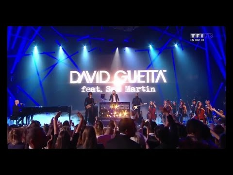 David Guetta - Dangerous ft. Sam Martin (Live at NRJ 16th Music Awards)