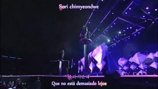 [HD] JYJ W.C. in Seoul - Nine (Focus Jaejoong) (Karaoke + Sub. Español)