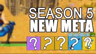 NEW best weapons loadout (season 5)