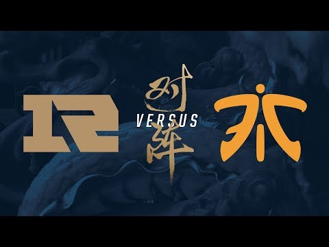 RNG vs. FNC | Quarterfinals Game 1 | 2017 World Championship
