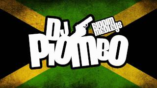DJ PIOMBO || FOOTSTEP RIDDIM MEDLEY || 2004