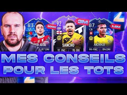 MES CONSEILS POUR LES TOTS ! - FIFA 21