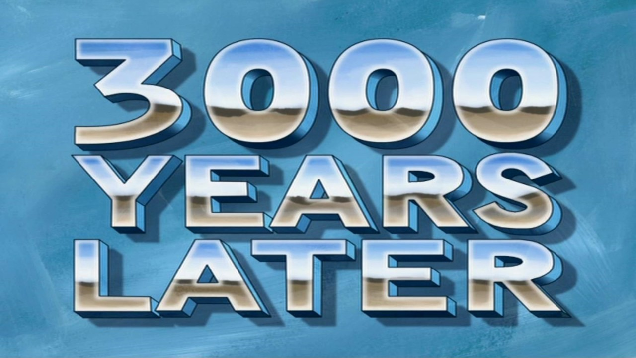3,000 years