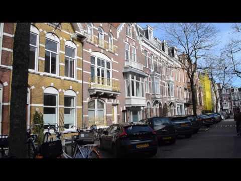 Digital Time Capsule: Amsterdam, Netherlands