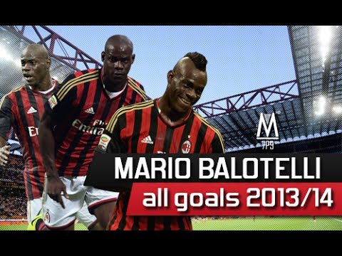 Mario Balotelli - Welcome to Liverpool / All Goals 2013/14