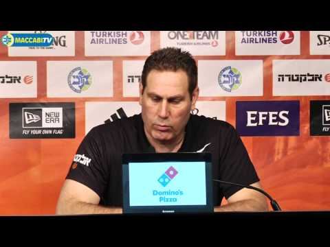 Post-game: Guy Goodes after Zalgiris Kaunas