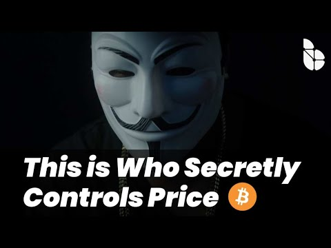 This is who secretly controls Bitcoin's price.